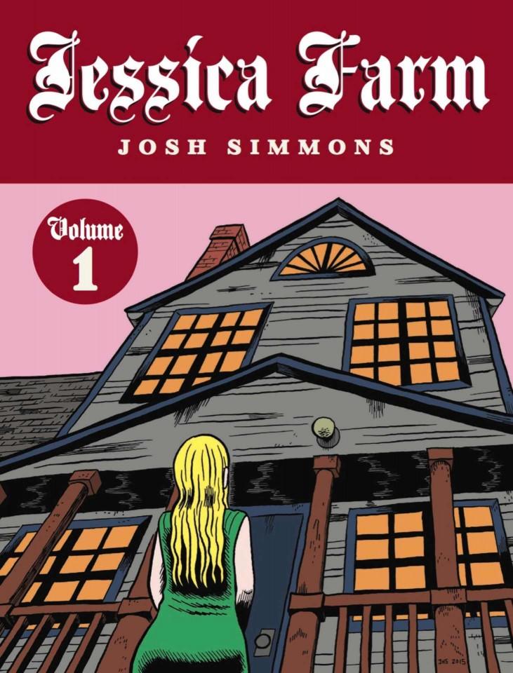 Jessica Farm Book 1 By Josh Simmons Digital Comics And