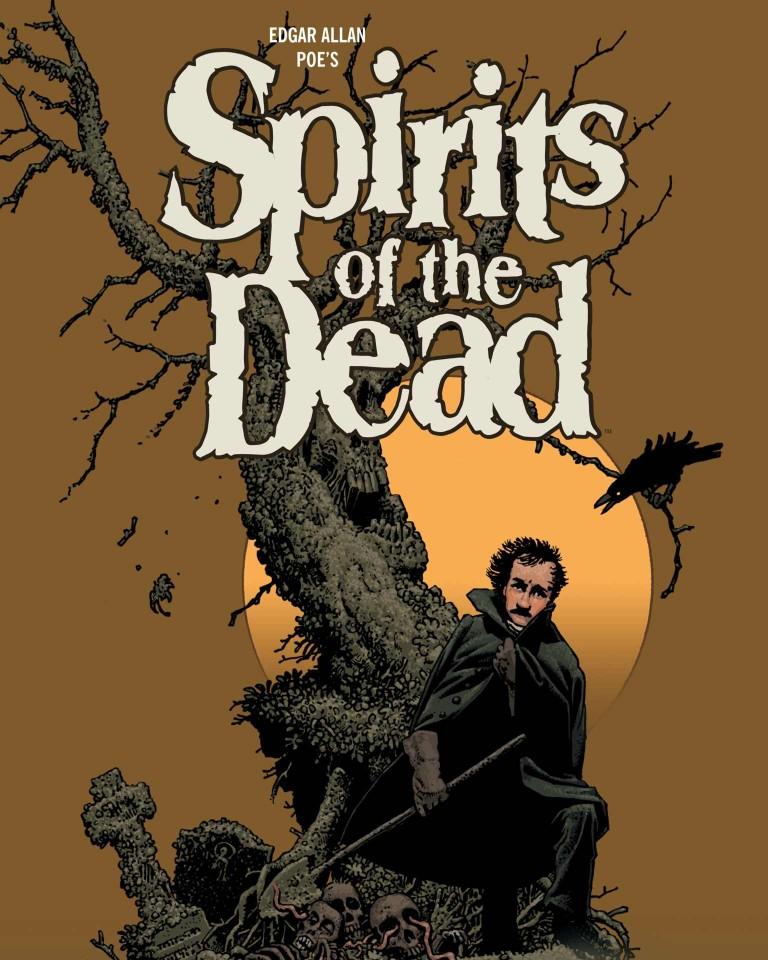 Edgar Allan Poe's Spirits Of The Dead By Richard Corben