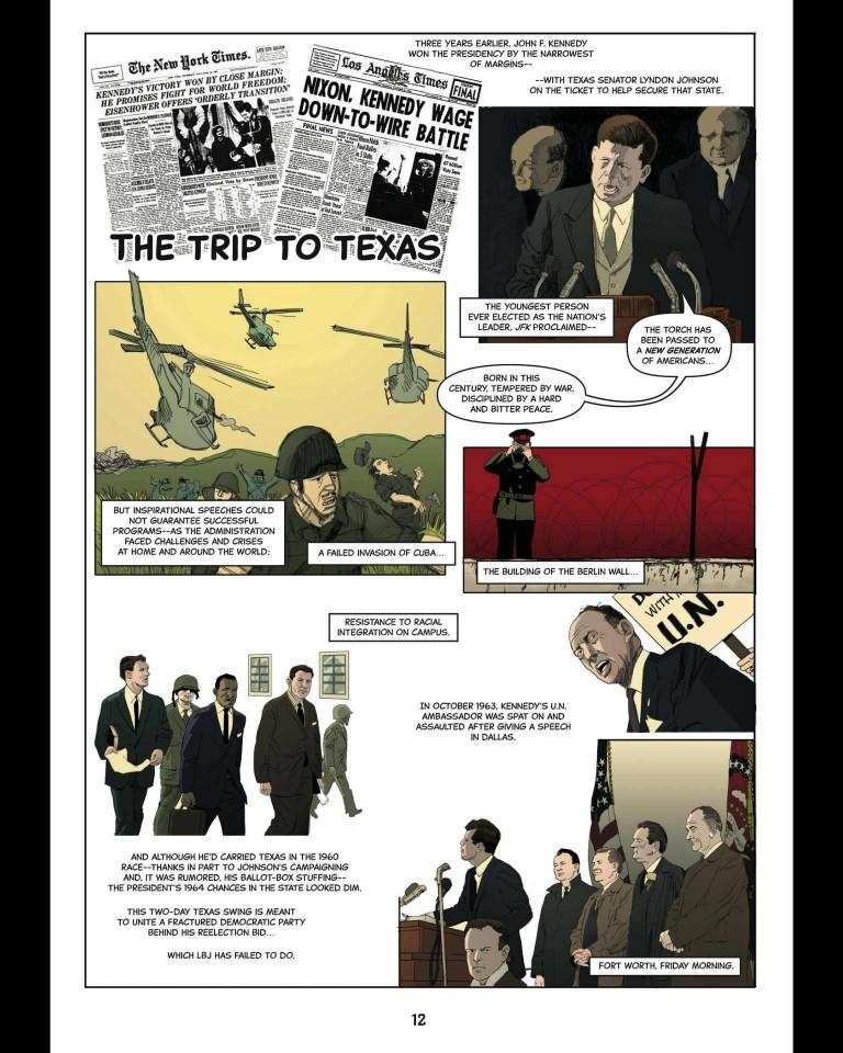 graphic novel book report