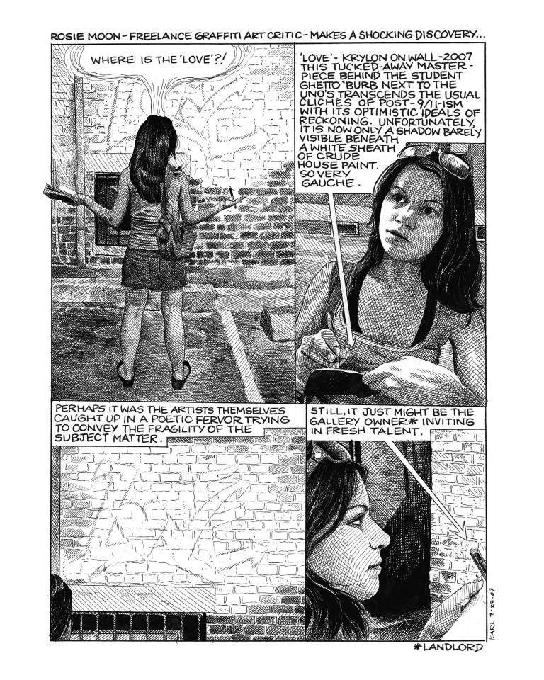 Karl Stevens Whatever by Karl Stevens Digital Comics and Graphic Novels on