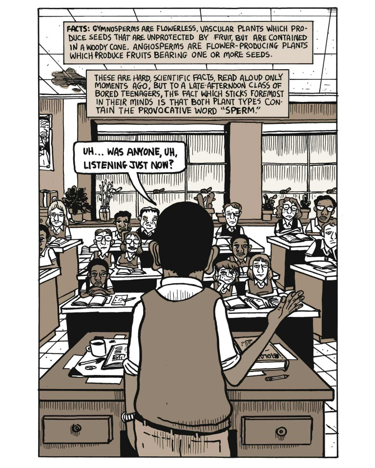Science Fiction Graphic Novels: Science Fiction By Joe Ollman