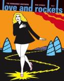 Love & Rockets: New Stories 2
